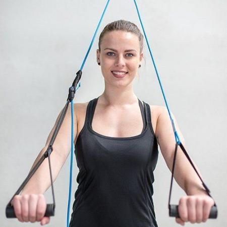 It is perfect for all sling training beginners and those that seek an easy solution to train