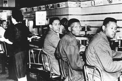 Sit-in von Studierenden vor dem College Shop Restaurant, Farmville, Virginia, USA 1963 94 nigermaßen adaptiert und auf die Bedürfnisse der potenziellen Rezipienten abgestimmt.
