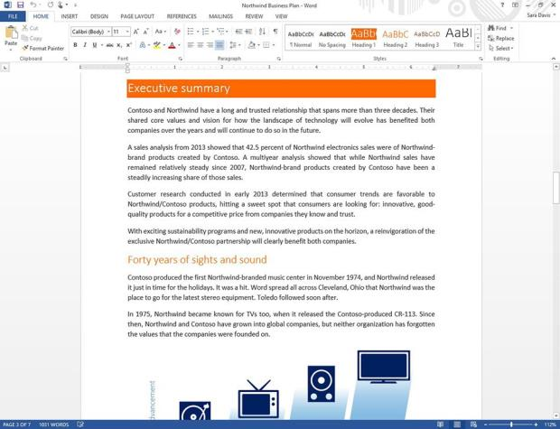 Mit den Microsoft Office-Apps
