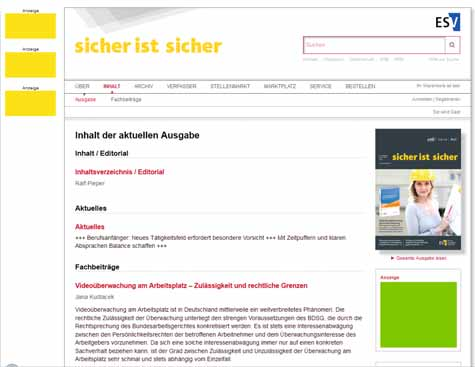 1 Website-Porträt 1 Webadresse www.sisdigital.