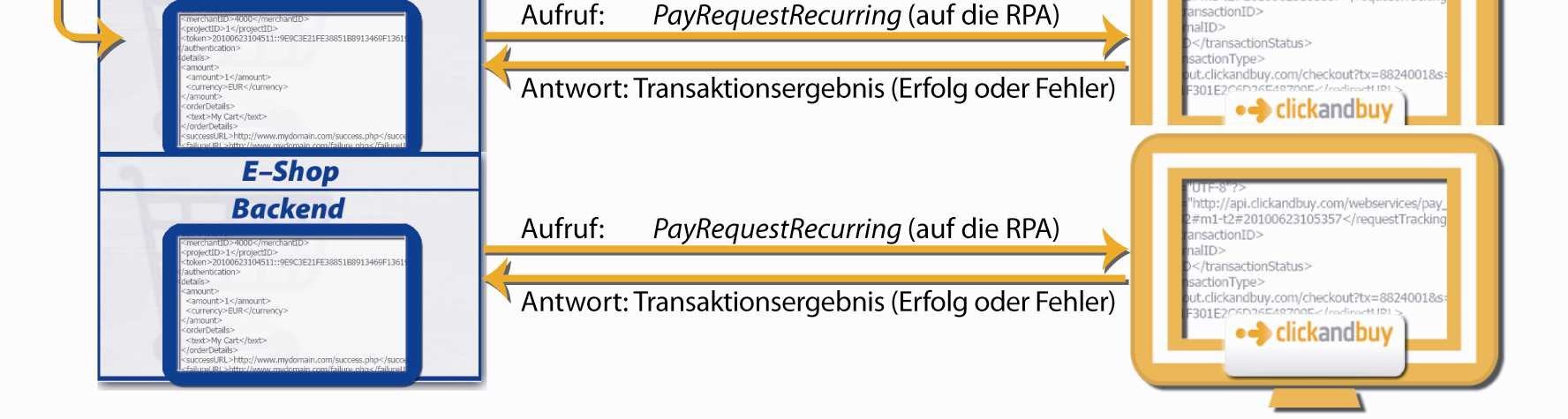 Recurring Payment Authorization.