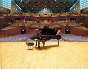 The Art of The Piano A grand piano is made up of over nine-thousand precision parts... wood, metal, fiber, resin, and many other materials.