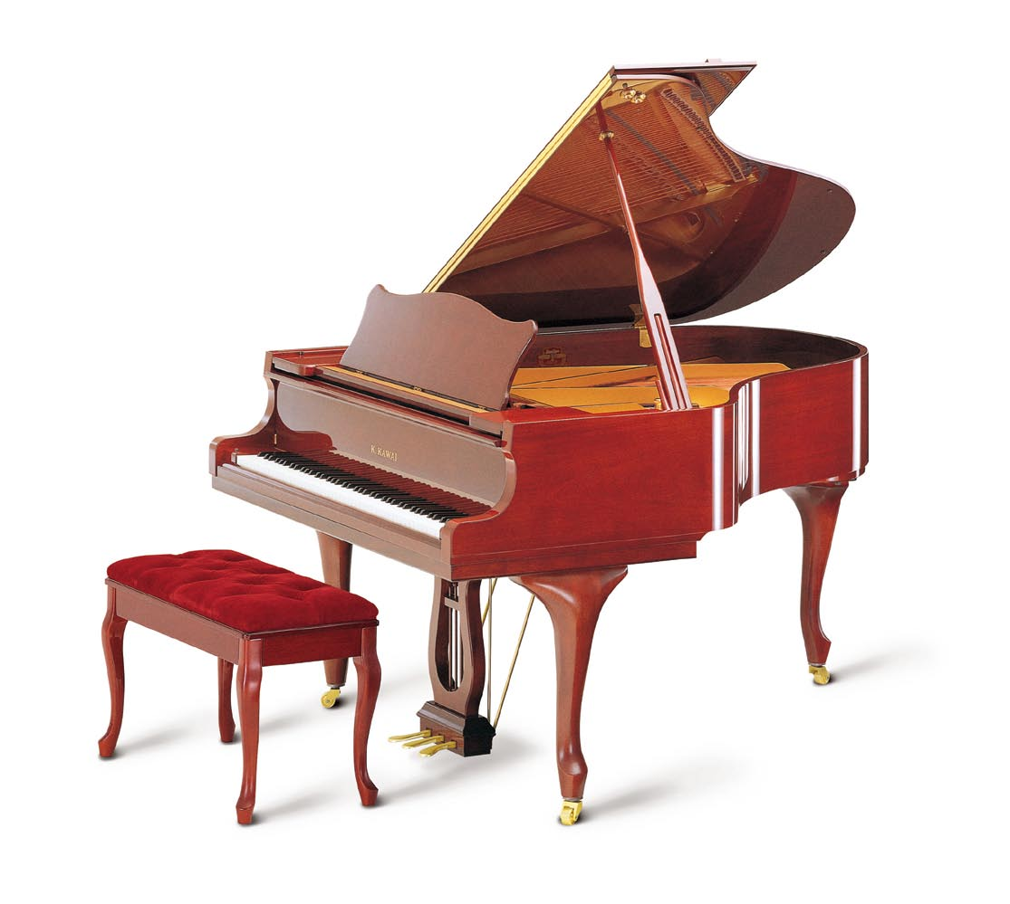 RX-2 French Mahogany Polish Attractive French styling makes this RX-2 in Polished Mahogany an elegant musical addition to your home.
