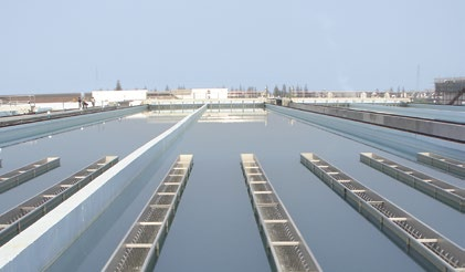 Endkunde Suzhou Tap Water Company Systemintegrator Pacific Water Treatment Engineering Co. Ltd. Solution Partner systematisch senken.