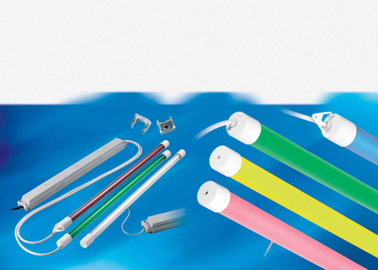 tick Lite 5 edesigned for more applications The T5 Stick-Lite essentially frees the fluorescent lamp from a conventional and easier batten fitting.