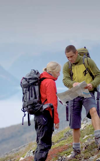 Safety in the NORWEGIAN MOUNTAINS How to stay safe when