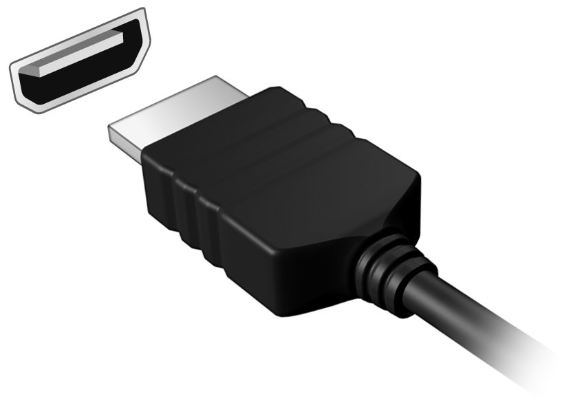 HDMI - 65 HDMI HDMI (High-Definition Multimedia Interface) ist eine hochqualitative digitale Audio-/Videoschnittstelle. HDMI ermöglicht Ihnen den Anschluss kompatibl