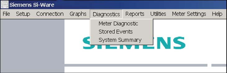 Menu Screens 4.4 Diagnostics Menu You can change the [Graph Data] parameter to any of the following: Path Flow Velocity (with Avg.