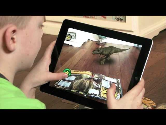 Augmented Reality im Kinderbuch