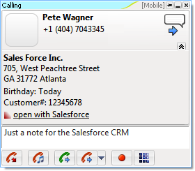 SAP B1 MS Dynamics CRM SalesForce