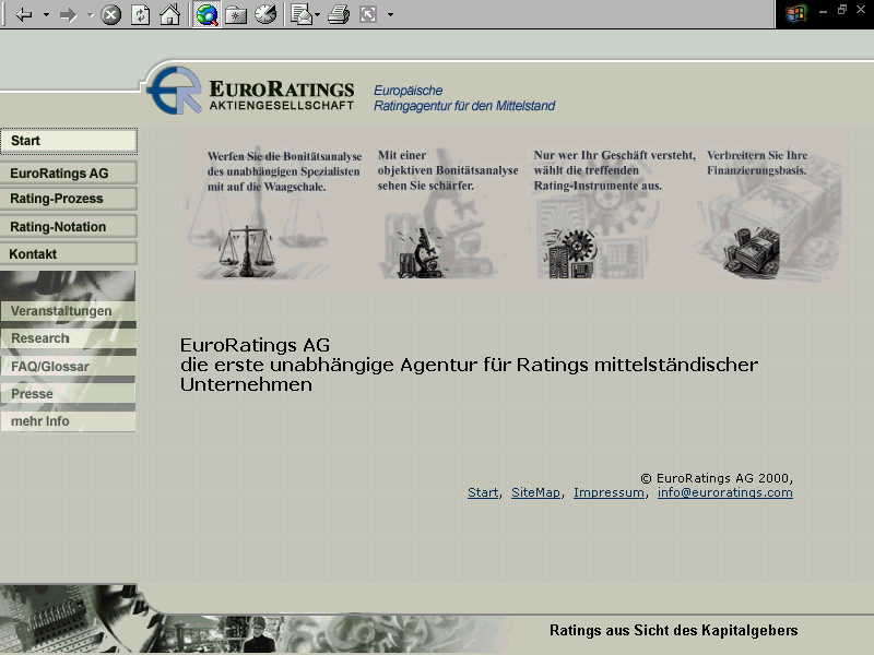 RATINGSYSTEME - www.eurorating.