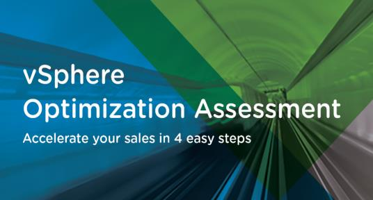 The vsphere Optimization Assessment What is it?