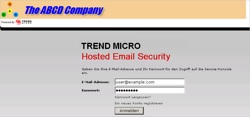 Trend Micro Hosted Email Security Administratorhandbuch ABBILDUNG 5-15.