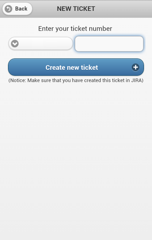 "Abbildung 32: Screenshot ""SELECT TICKET"" (links), Screenshot"