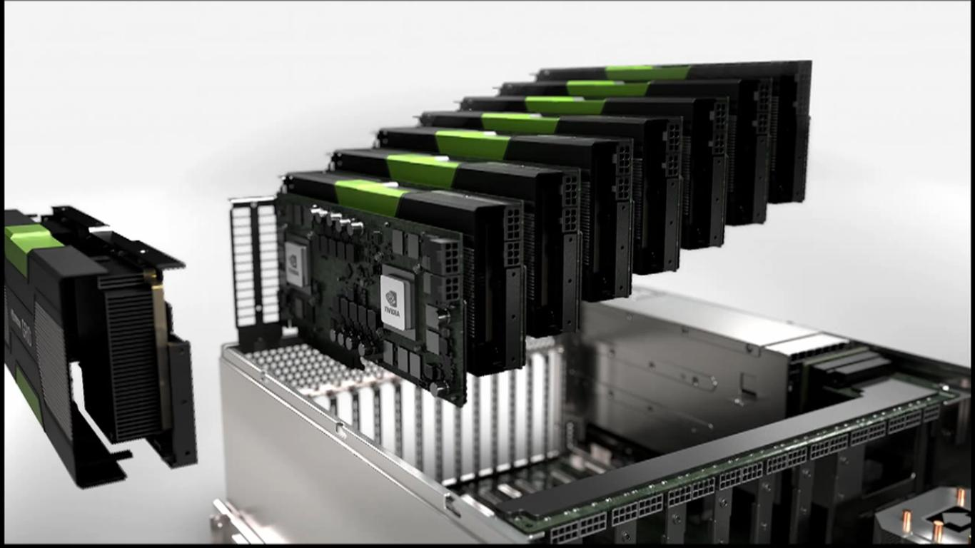 3.2 NVIDIA Grid Visual Computing Appliance Aufbau 2xKepler GPU http://hothardware.