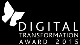 in diesem Jahr Schirmherr des Digital Transformation Awards 2015.