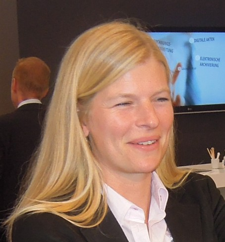Meike Walther Account Manager