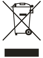 Disposal of Your Old Appliance 7. When this crossed-out wheeled bin symbol is attached to a product, it means the product is covered by the European Directive 2002/96/EC. 8.