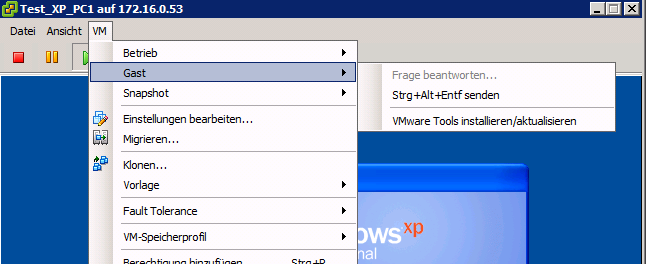 Einspielen des virtuellen paedml Windows Servers S1 in der Version SK 2.8 in den Hypervisor VMware ESXi 4.