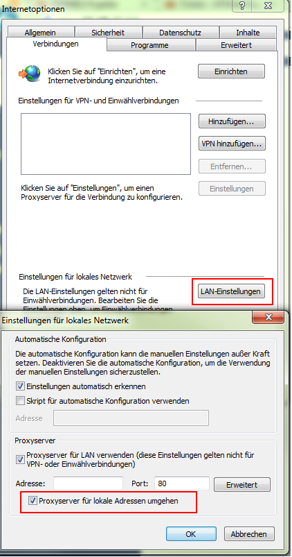 Problem 13: Folgende Fehlermeldung erscheint beim Öffnen vom CS121 Web-Interface: Abbildung 133: Fehlermeldung Browser is no longer supported Lösung 13: Sollten Sie einen Internet Explorer ab Version