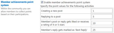 Communities - Reputation Per Community Posts Beiträge Moderator