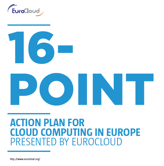 EuroCloud Europe 16 Point Action Plan EuroCloud
