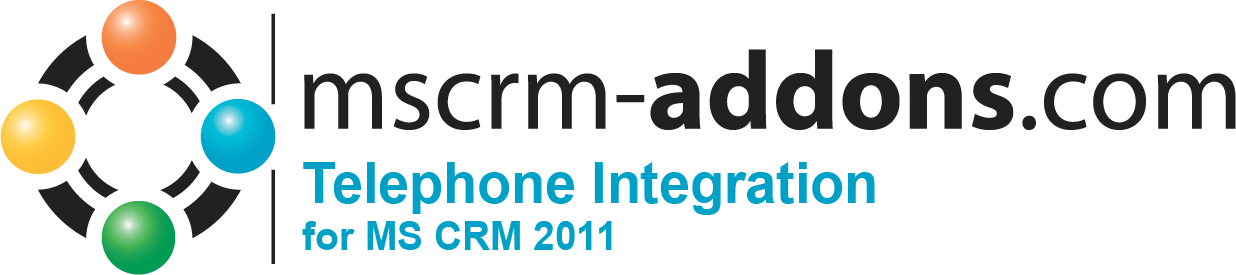 TelephoneIntegration fü r MS CRM 2011 Version 5.