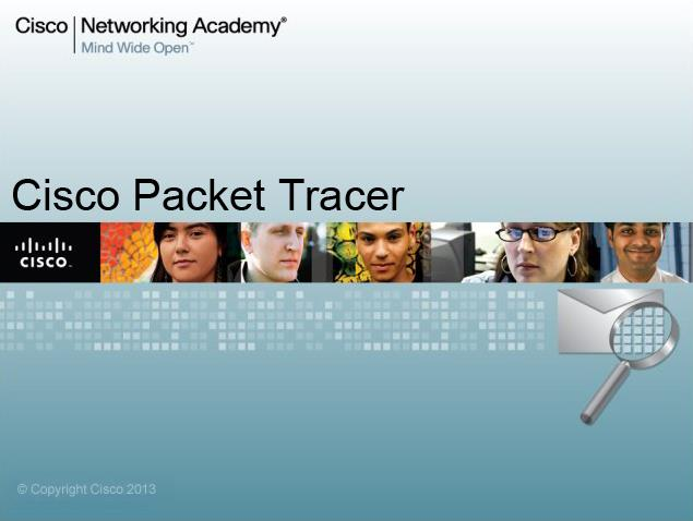 Beispiel Cisco Packet