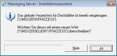 Connector für Microsoft Exchange 5.2.