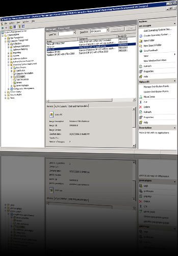 System Center Configuration Manager 2007 R3 Software-Verteilung, Update- und Patchmanagement, Inventarisierung, Asset Intelligence, Remote Control Konfigurationsmanagement für Server & Clients