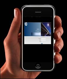HP ilo Mobile application Server Management access anywhere, anytime http://www.hp.