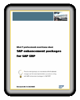 Starten Sie hier im Enhancement Package Info Center http://service.sap.