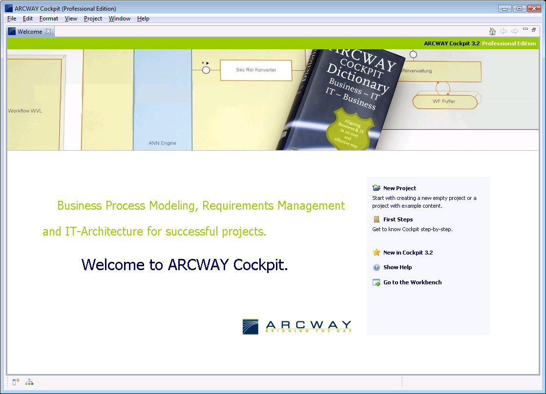 Product Overview ARCWAY AG