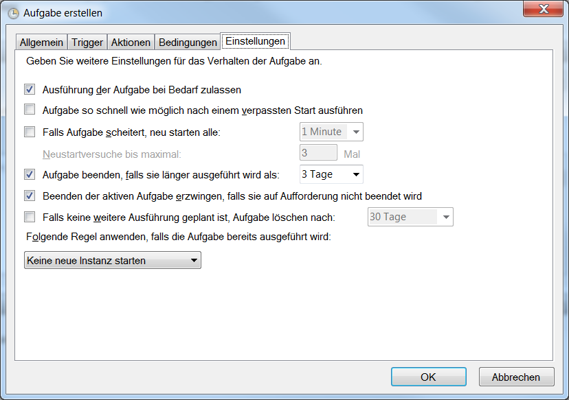6.5 Fehlermeldungen Dieses Kapitel enthält Tipps zu häufigen Fehlern im connector.log 6.5.1 Zwingende Parameter fehlen in der Konfigurationsdatei ERROR [AgendaConnector] Missing mandatory key In