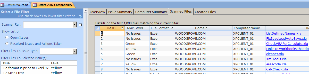 Creating database indexes... Import operation complete.