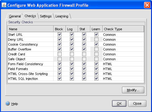 Optimaler Schutz von Web-Applikationen durch NetScaler Web Application Firewall Die Citrix Application Firewall schützt gegen die wichtigsten Attacken (OWASP Top Ten) durch 10