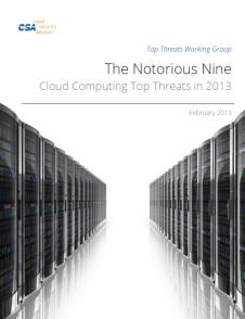Threats, risks and how to classify them Cloud Security The