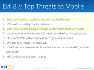 1.0 Top Threat: Data Breaches (Confidentiality) IRM im