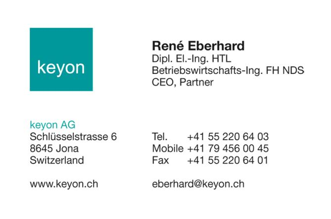 Good Dynamics by Good Technology eberhard@keyon.