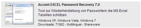 http://www.intelore.com/word_password_recovery.php Word Password Recovery is a program to recover lost or forgotten passwords for Microsoft Word 2003 documents (*.doc) protected with password to open.