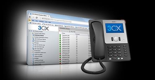 3CX MyPhone Call Manager Drag & Drop Call Manager, Präsenzanzeige, Call-Routing, Anruflisten, Voice-Mail, Outlook Integration, Instant Messaging, Telefon-Konferenz Assistent u.v.a.m.