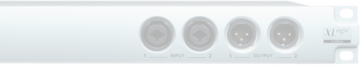 Connections (Front Panel) Input 1 & 2 Connector Type: XLR 3-pin Female Pin Description 1 0V 2 Signal +ve 3 Signal ve Instrument 1 & 2 Connector Type: