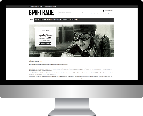 BPH-Trade BPH-Trade ist der Business to Business (B2B) Shop von British Parts.