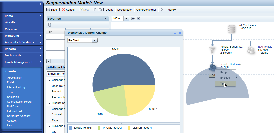 High Volume Customer Segmentation with BW and BW-A EHP2 for SAP CRM 7.