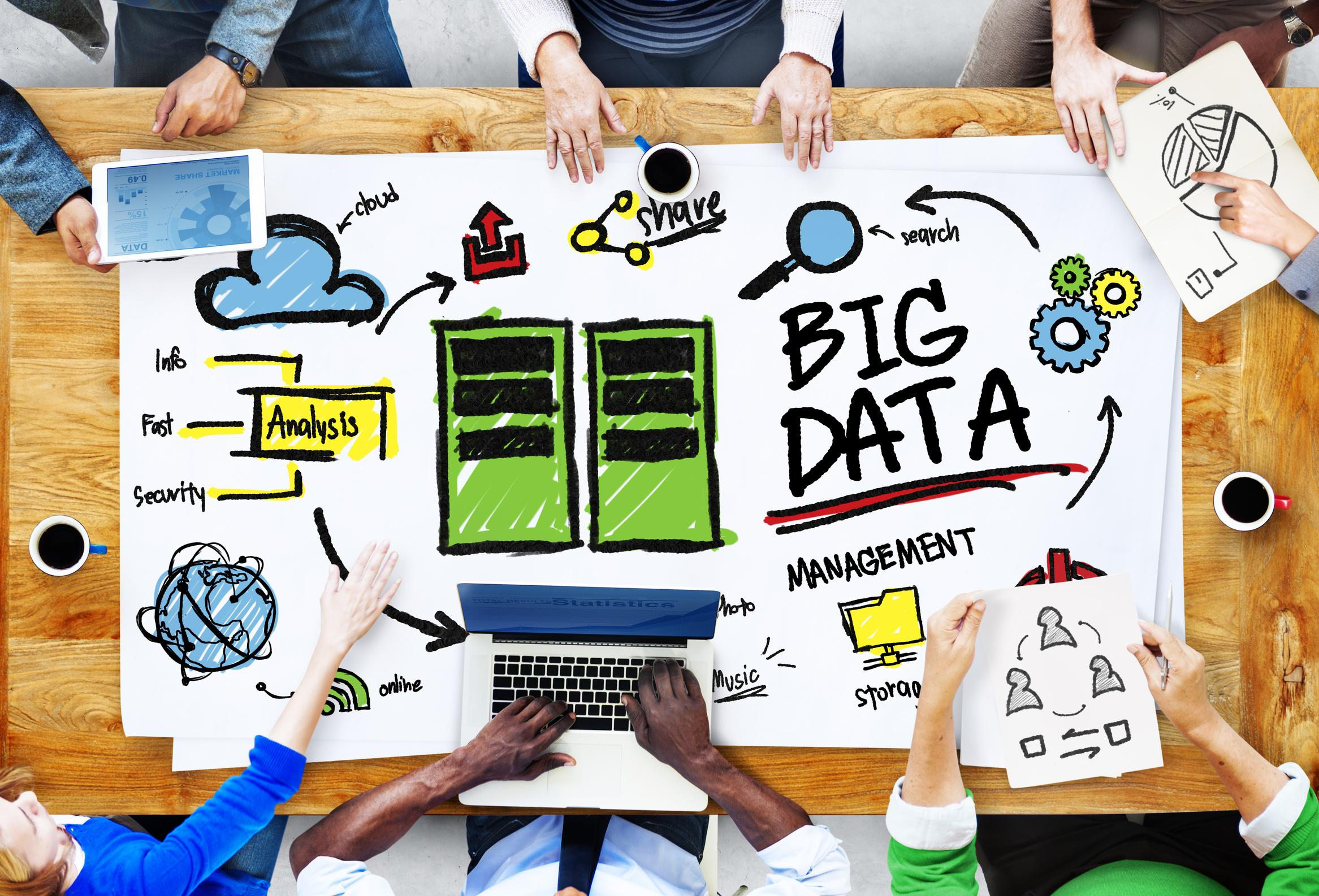 Mai 2015 Bild: Rawpixel - Ftlia.cm Big Data Hw and Hw Big?