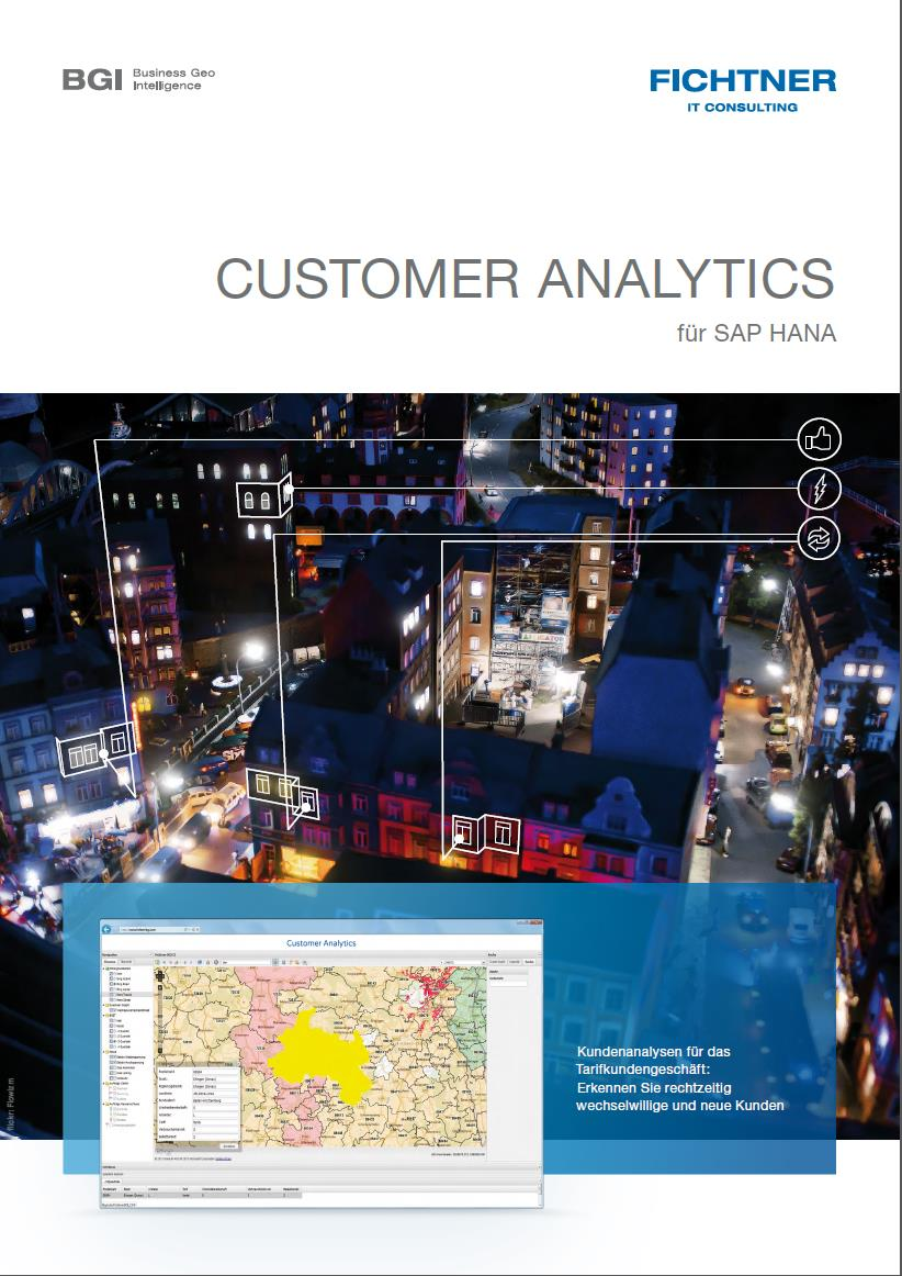 Customer Analytics für SAP HANA http://www.fit.fichtner.