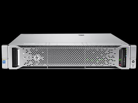 HP ProLiant Gen9 Server Return on investment 5x 3x 2.5x DL380 G6 DL380 G7 DL380p Gen8 v1 1.