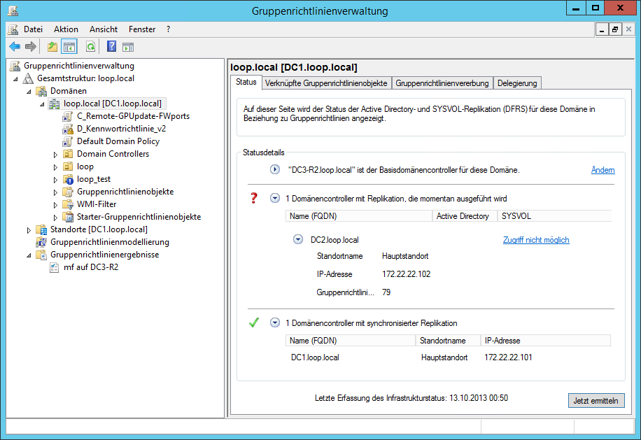 Was ist neu in Windows Server 2012/2012 R2- und Windows 8/8.1-Gruppenrichtlinien?