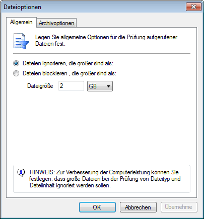 Screenshot 53: Dateioptionen 4.