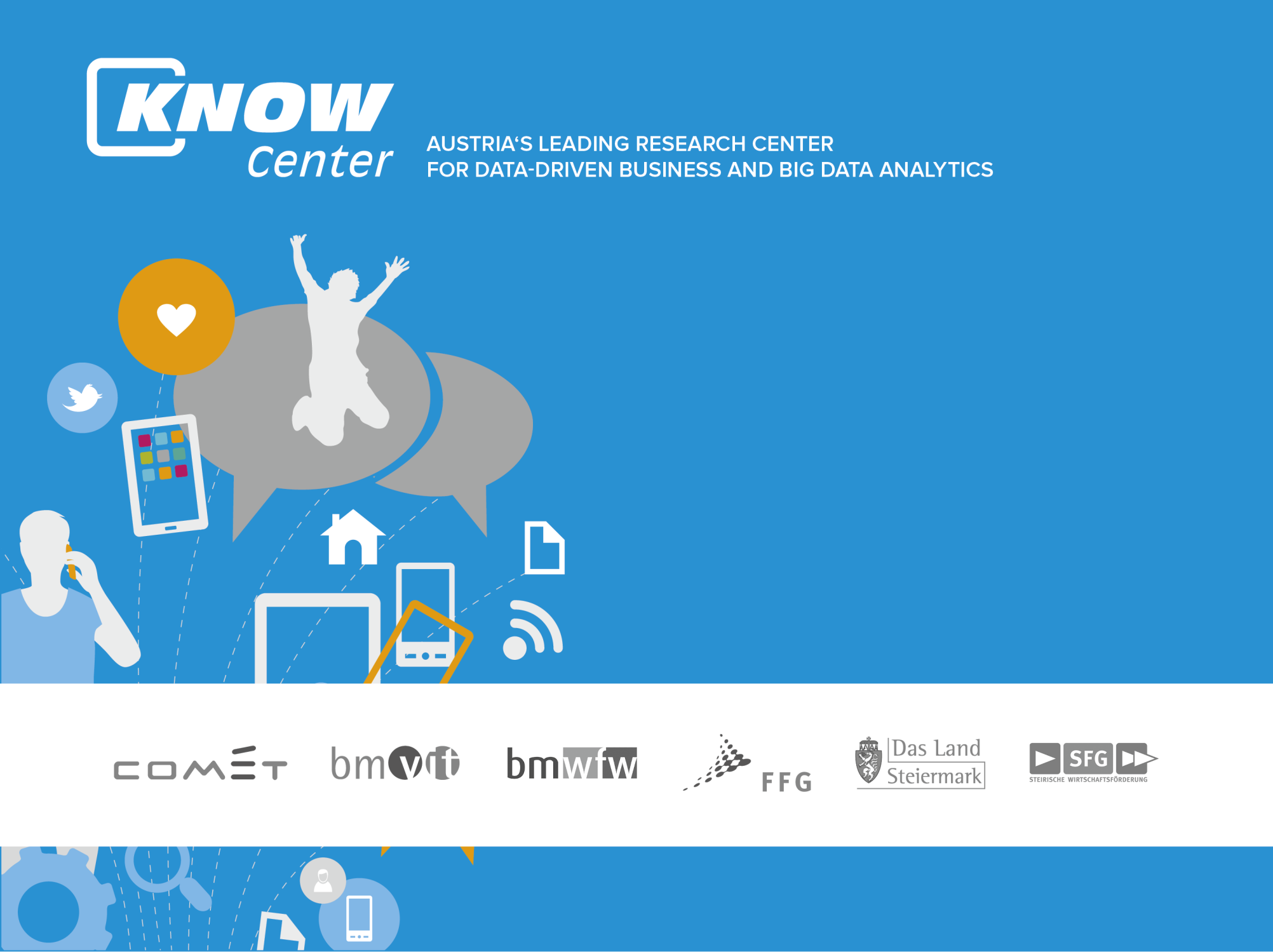SAVE THE DATE: i-know 2015 vom 21. bis 23.